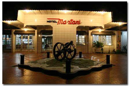 Hotel martani belitung